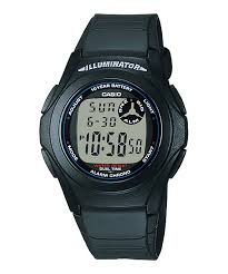 Casio Digital Watch F200W-1A