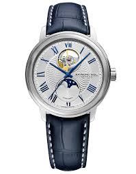 Raymond Weil Maestro Moon Phase Watch