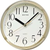 Table/Wall Clock Gold Colour