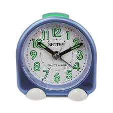 Purple Rhythm Alarm Clock