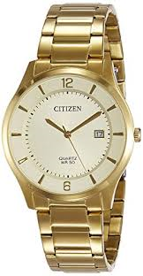 Gents Slim Case Citizen Watch BD0043-83P