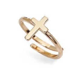 Adjustable Cross Ring Rose