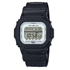 Casio G Shock Digital Cloth Band Watch