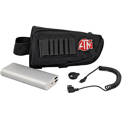 ATN Corporation Extended Life Battery Pack - All Rifle Scopes