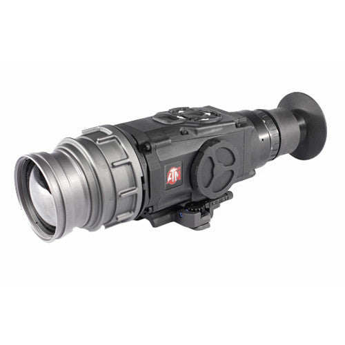 ATN Corporation ThOR 336-4.5-18x,336x256,50mm, 60Hz,17mcr - All Rifle Scopes