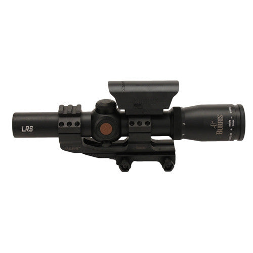 Burris Fullfield Tac30 1-4x24mm Illuminated - All Rifle Scopes - 4