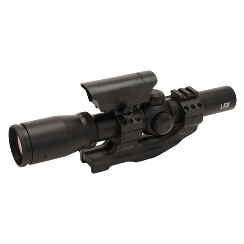 Burris Fullfield Tac30 1-4x24mm Illuminated - All Rifle Scopes - 2