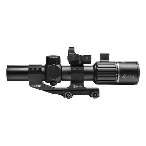 Burris  Riflescope 1-6x24mm 30mm Tube Illum Ballistic AR w/ Mount