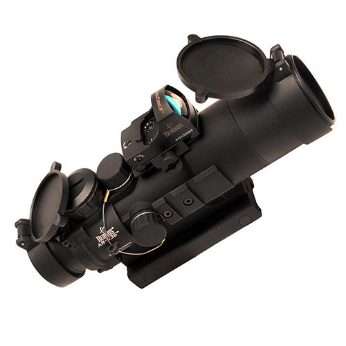 Burris AR Tactical Sight,AR-536 5X-36mm, Ffire 2 - All Rifle Scopes - 1
