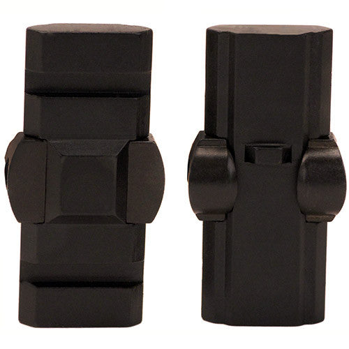Burris Ruger to Weaver Base Adapter-Blk - All Rifle Scopes