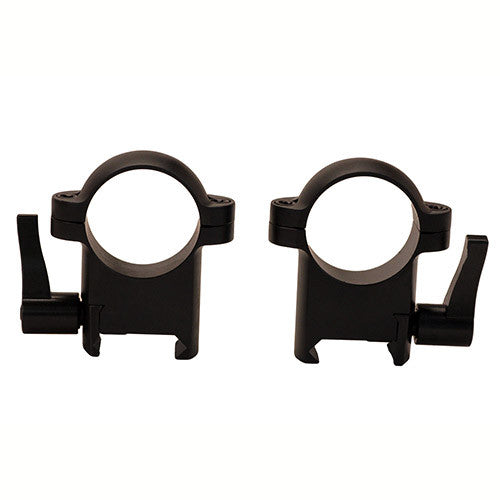 "Burris 1"" Zee Quick Detach Rings - All Rifle Scopes - 1"