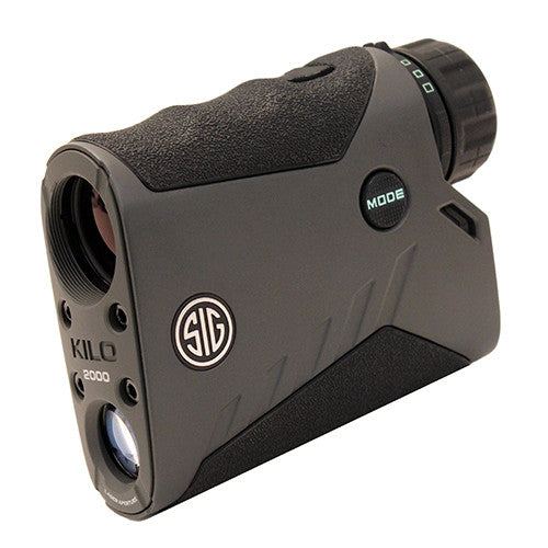 Sig Sauer Kilo2000 7x25 Laser Range Finder - All Rifle Scopes