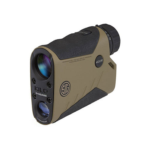 Sig Sauer Laser Rangefinder 7X25mm Flat Dark Earth