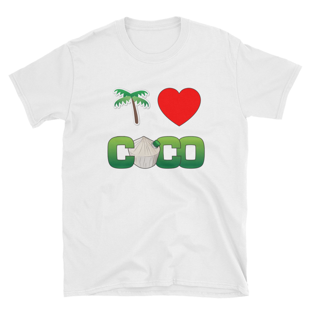 I Love Coco Unisex T-Shirt
