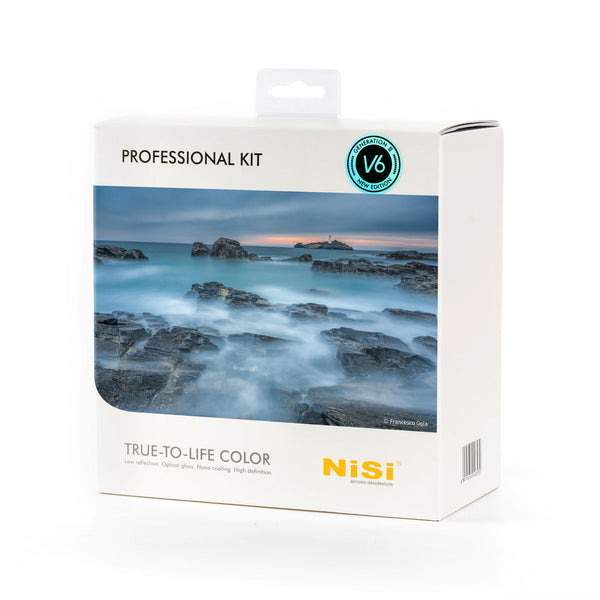 NiSi 100mm Professional Kit III (3rd Generation)