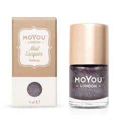 MoYou London Stamping Nail Lacquer - Galaxy