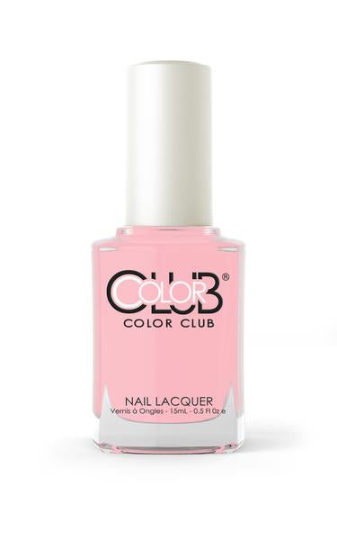 Color Club Nail Lacquer - Feathered Hair Out To There