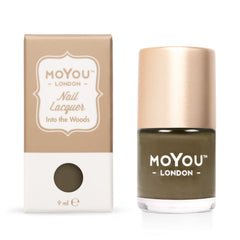 MoYou London Stamping Nail Lacquer - Into The Woods