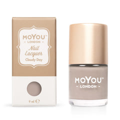 MoYou London Stamping Nail Lacquer - Cloudy Day