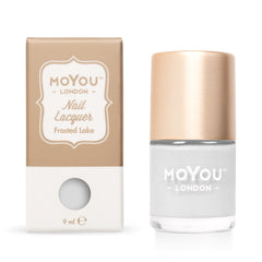 MoYou London Stamping Nail Lacquer - Frosted Lake