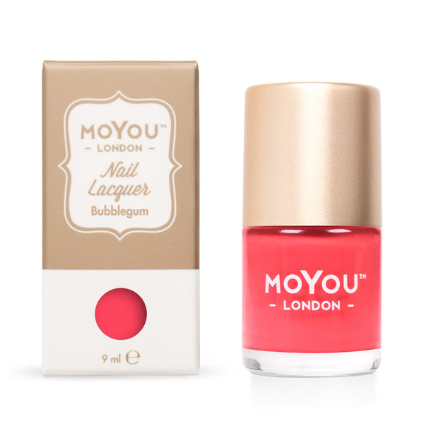 MoYou London Stamping Nail Lacquer - Bubblegum