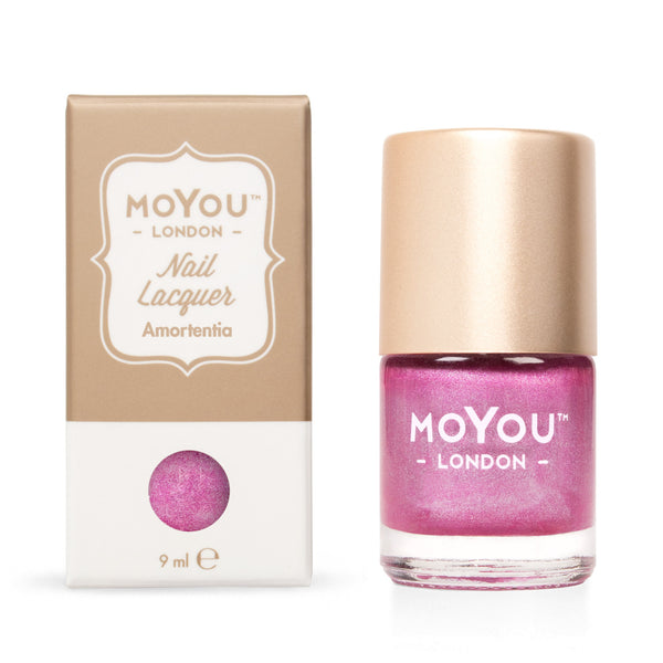 MoYou London Stamping Nail Lacquer - Amortentia