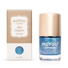 MoYou London Stamping Nail Lacquer - Honolulu