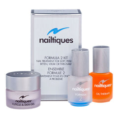 Nailtiques Nail Treatment - Formula 2 Kit