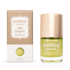 MoYou London Stamping Nail Lacquer - John Lemon
