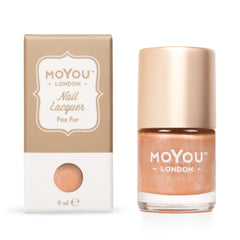 MoYou London Stamping Nail Lacquer - Fox Fur