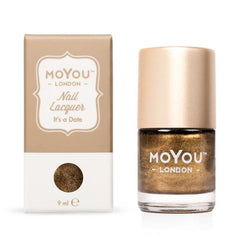 MoYou London Stamping Nail Lacquer - It's A Date