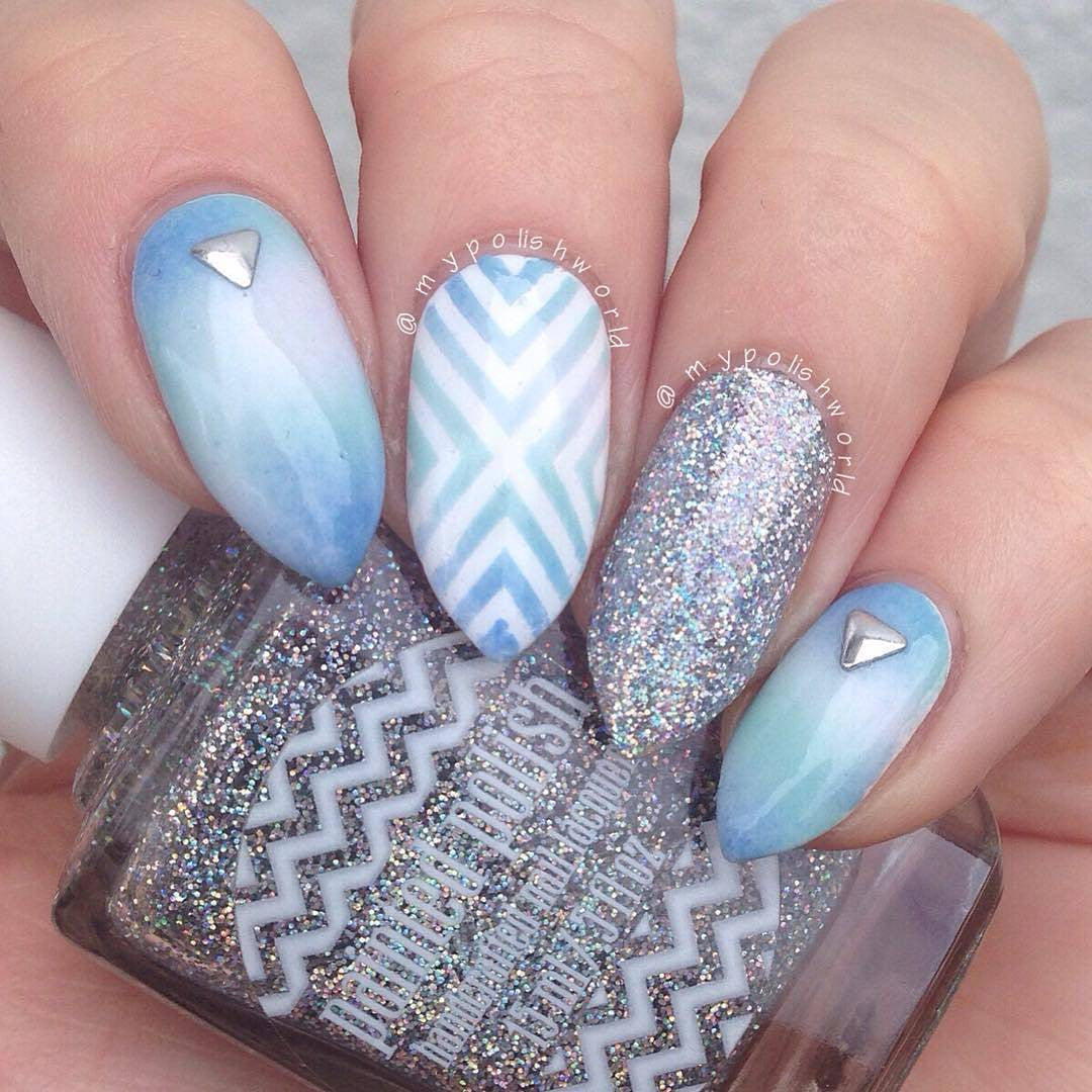 Whats Up Nails Nail Vinyl - X-pattern Stencils