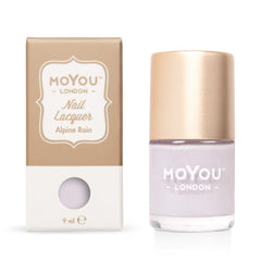 MoYou London Stamping Nail Lacquer - Alpine Rain