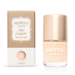 MoYou London Stamping Nail Lacquer - Heaven Sent