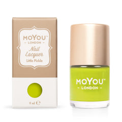 MoYou London Stamping Nail Lacquer - Little Pickle