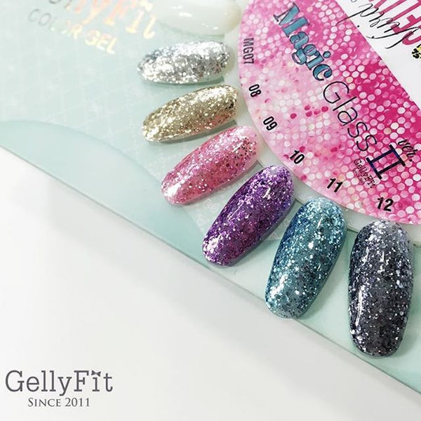 GellyFit - Magic Glass Collection Set