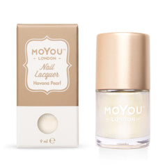 MoYou London Stamping Nail Lacquer - Havana Pearl