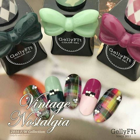 GellyFit - Vintage Nostalgia Collection Set
