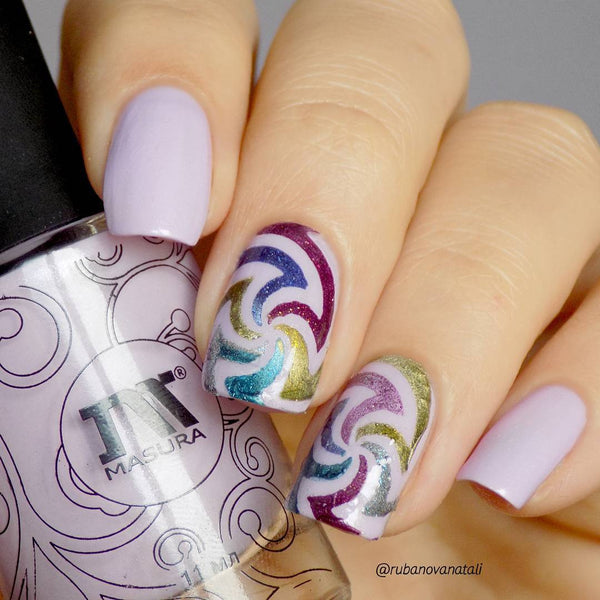 Whats Up Nails Nail Vinyl - Hypnose Stencils