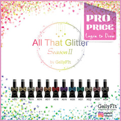 GellyFit - 2018 All That Glitter Collection Version 2