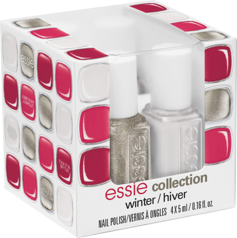 Essie Nail Polish - 2014 Winter Mini Collection Set