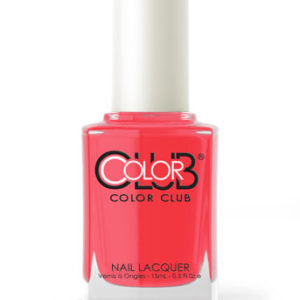 Color Club Nail Lacquer - Watermelon Candy Pink