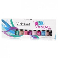 CND Vinylux Mini Art Vandal Collection