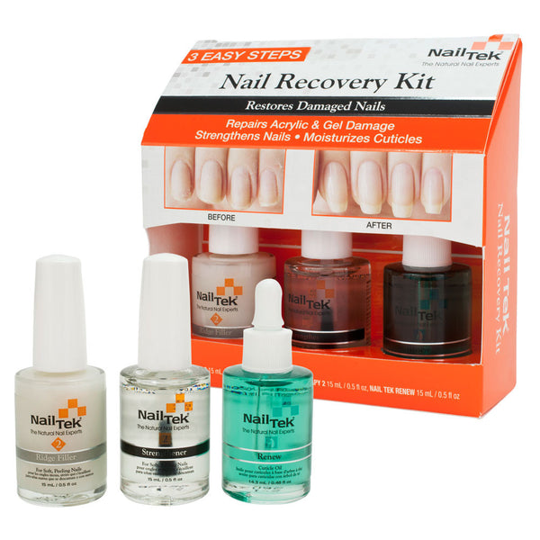 NailTek - Nail Recovery Kit