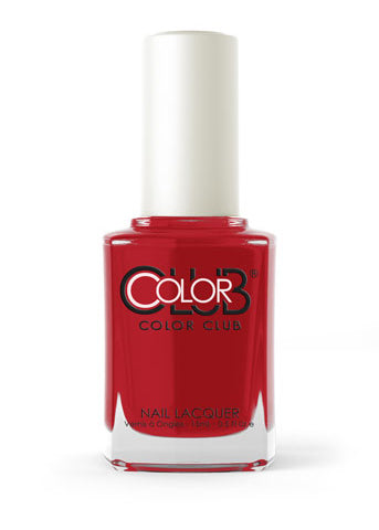 Color Club Nail Lacquer - Reddy Or Not