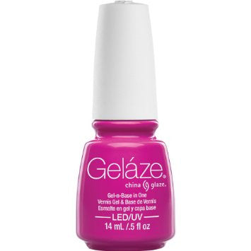 Geláze Gel-n-Base in One - Purple Panic