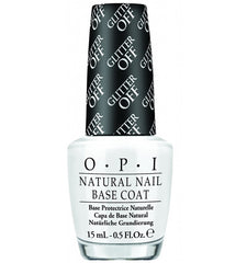 OPI Nail Lacquer - Glitter Off Natural Nail Base Coat