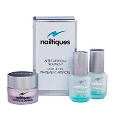 Nailtiques - After Artificial Treatment
