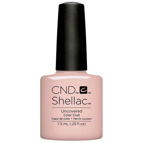CND Shellac - Uncovered (7.3ml)