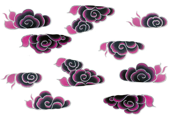 Airbrush Tattoo Flower No. 3